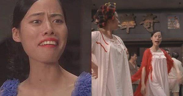 """Cuộc sống bí ẩn và nhan sắc thật của """"cô gái bán hoa răng hô"""" trong Tuyệt đỉnh Kungfu                                                                                                                                                               C"""