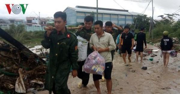 Sắp có cơn bão mới nguy hiểm hơn bão số 8 đổ bộ vào Khánh Hòa
