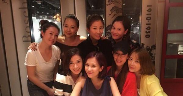 Hội tỷ muội thâm giao TVB: Hồ Hạnh Nhi hạnh phúc viên mãn, Xa Thi Mạn quyền lực nhất nhì showbiz