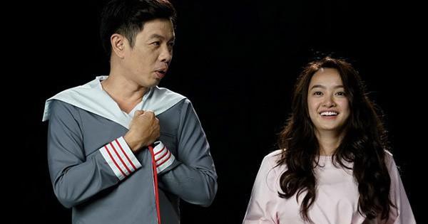 Kaity Nguyễn được Thái Hòa quan tâm như con đẻ khi đóng phim chung                                                                                                                                                               Thái Hòa rất yêu quý và đ