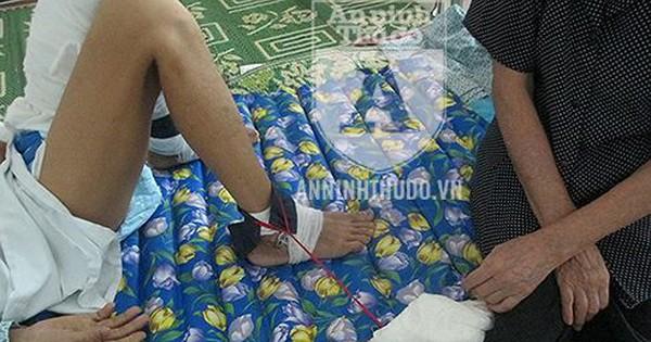 Nạn nhân vụ ô tô đâm, kéo lê ở Ô Chợ Dừa: Thoát 'tử thần', nhưng chật vật trên giường bệnh