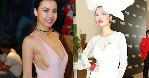 Bị người mẫu Lại Thanh Hương