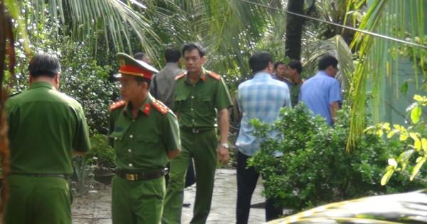 Diễn biến vụ thảm án 3 người thiệt mạng rúng động ở Tiền Giang