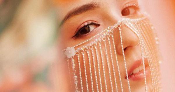 """Bộ ảnh """"Tiên nữ hạ phàm"""" của Cáp Ni Khắc Tư - đối thủ nhan sắc số 1 của Địch Lệ Nhiệt Ba khiến netizen say đắm"""