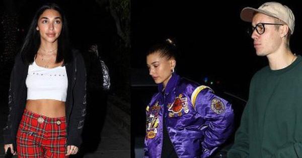 Hẹn hò bà xã Hailey đi ăn, Justin Bieber bỗng chạm mặt bạn gái cũ tại nhà hàng                                                                                                                                                               Cô bạn gái cũ Chan