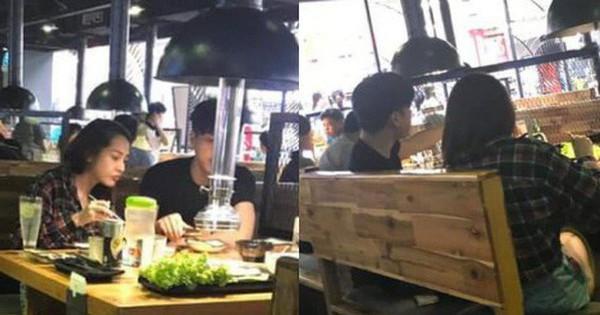 Rò rỉ hình ảnh được cho là Bảo Anh và Hồ Quang Hiếu đi ăn cùng nhau sau hơn 1 năm chia tay                                                                                                                                                               Hình ả