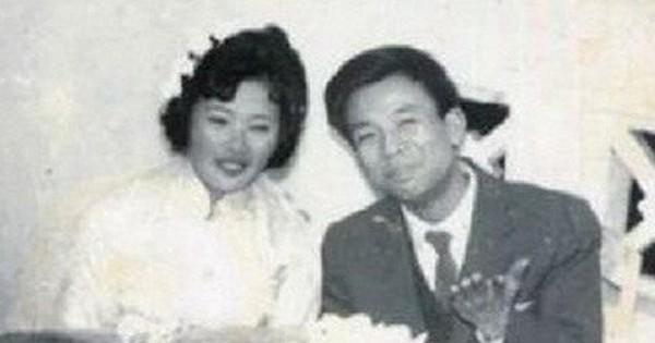 Ảnh thời trẻ của cố NSƯT Văn Hiệp và vợ