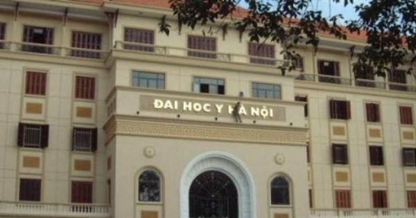3 thí sinh được nâng điểm đang học tại Đại học Y Hà Nội: Một em chắc chắn bị buộc thôi học