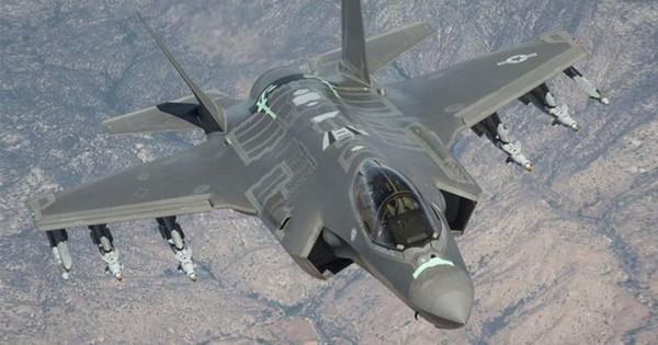 Tiêm kích F-35 Mỹ và