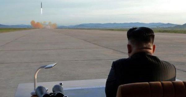 Triều Tiên thử tên lửa