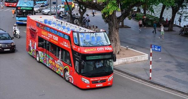 TPHCM sẽ có xe buýt 2 tầng cho khách tham quan