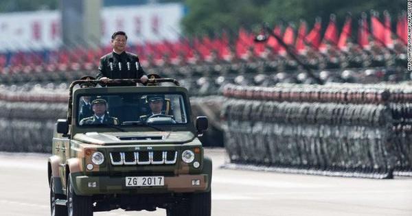 Bứt phá vũ khí Trung Quốc