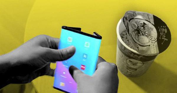 Smartphone úp mỳ tôm có gì hay mà được
