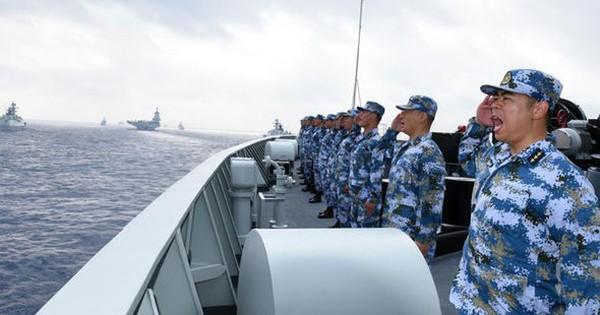 Sau 70 năm thành lập, Hải quân Trung Quốc vẫn bị ám ảnh từ nỗi sợ thua trận