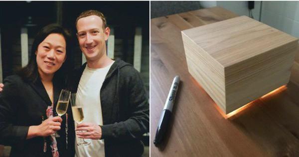 """Tự tay làm """"hộp ngủ"""" tặng vợ, Mark Zuckerberg bị chê đạo nhái ý tưởng từ Amazon"""