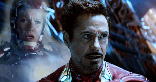 Avengers: Endgame - Rescue, bộ giáp của