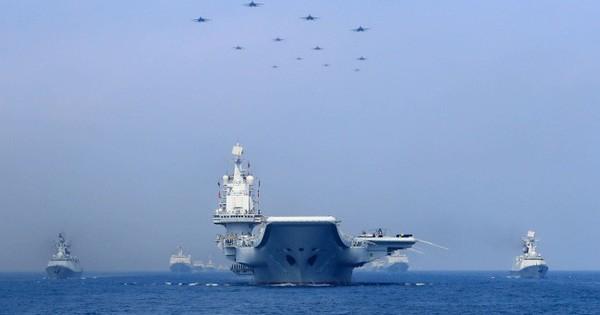 Mỹ cảnh báo về sức mạnh của hải quân Trung Quốc trong kế hoạch