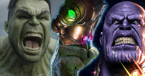 Avengers: Endgame - 6 hình thái siêu mạnh của Hulk có thể đánh