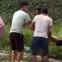 2 cháu nhỏ đuối nước trong tư thế vẫn túm lấy chân nhau ở Hải Phòng