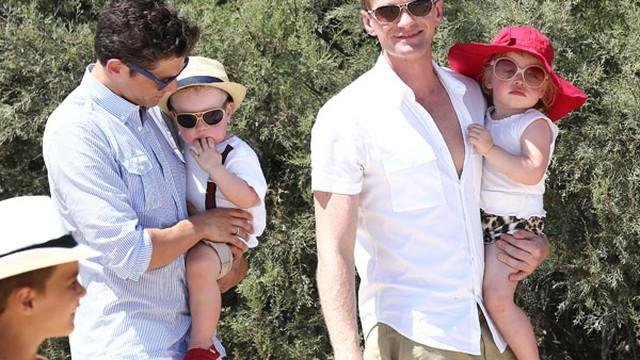 8 cặp đôi đồng tính hạnh phúc ở Hollywood