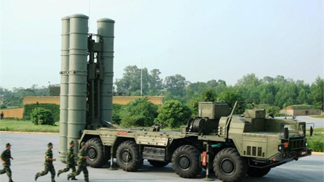 Sẵn sàng đánh trả đe dọa trời Thủ đô với S300-PMU1