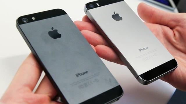 iPhone 5S bản lock giá rẻ tràn về Việt Nam