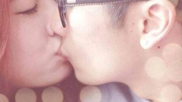 Lộ ảnh vlogger JVevermind hôn đắm đuối hot girl Mie Nguyen