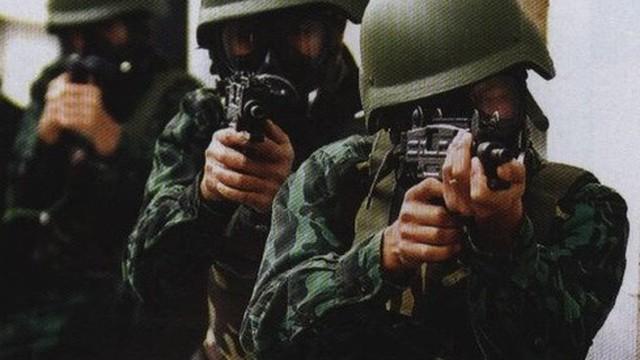 Tìm hiểu các loại mũ sắt, mũ chống đạn của QĐNDVN