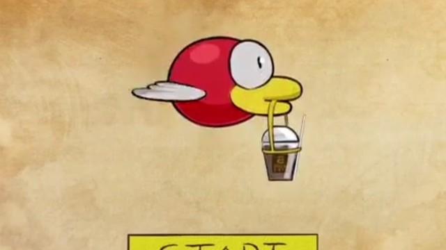 Cực độc đáo clip dùng Flappy Bird quảng cáo cafe ở Sài Gòn