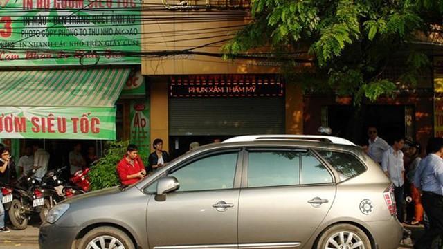 Vợ Nguyễn Mạnh Tường xin lại nửa chiếc ôtô