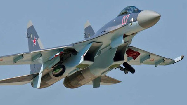 Su-35 Trung Quốc sẽ được trang bị động cơ tối tân nhất của Nga