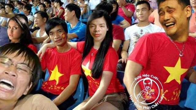 Dân mạng tưng bừng chế ảnh U19 Việt Nam