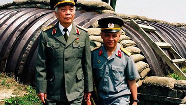 """Đại tướng Võ Nguyên Giáp và """"một kỷ lục điện ảnh"""""""
