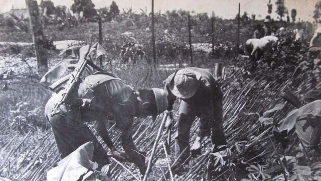 Việt Nam: Những hình ảnh sống, chiến đấu hào hùng năm 1979 (P5)