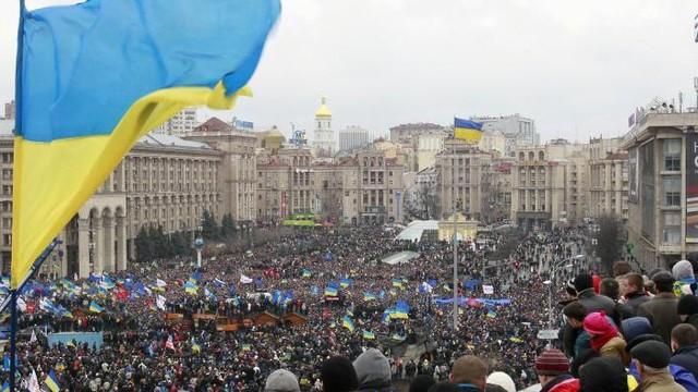 Chỉ cần thủ lĩnh, biểu tình ở Ukraine sẽ lớn nhất 1 thập kỷ qua?