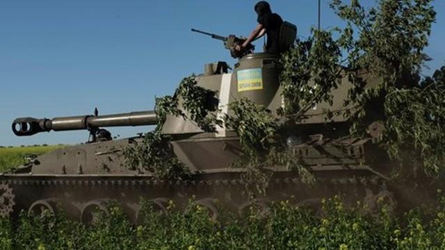 """""""Hòa bình ngày càng xa tầm tay người Ukraine"""""""