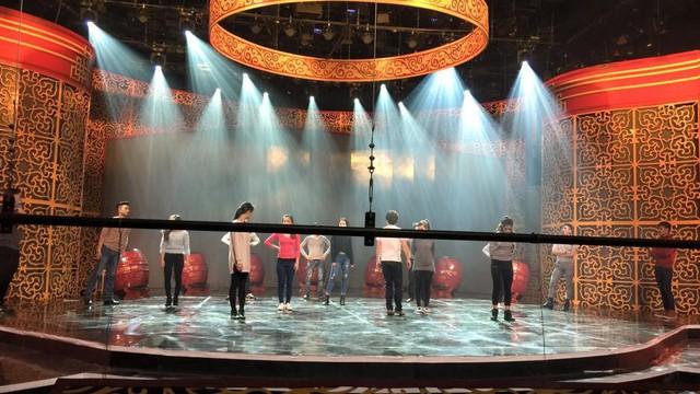 Sân khấu Táo quân 2015 nhỏ hẹp bất ngờ
