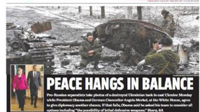 Tờ báo lớn nhất nước Mỹ thừa nhận Crimea thuộc Nga