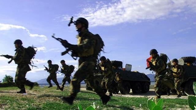 Súng trường nào phù hợp với bộ trang bị người lính tương lai VN?