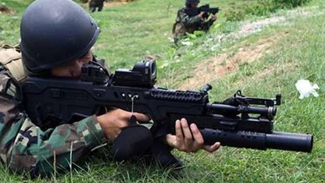 Súng phóng lựu không cò đặc biệt trang bị cho HQĐB Việt Nam