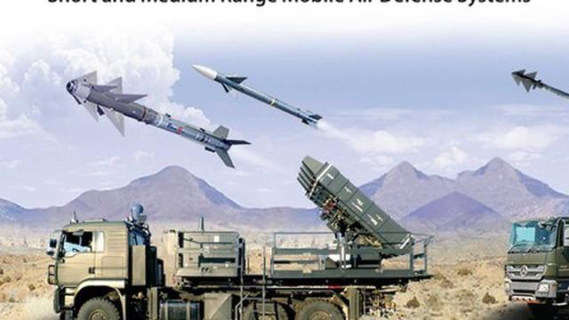 Đơn vị nào đã có khí tài phòng không tầm xa hiện đại của Israel?