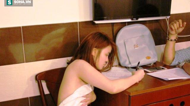 """Đột kích khách sạn ở Sài Gòn, nhiều """"chân dài"""" đang chờ bán dâm"""