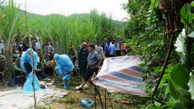 Chém hàng xóm tử vong trên ruộng mía sau câu chửi
