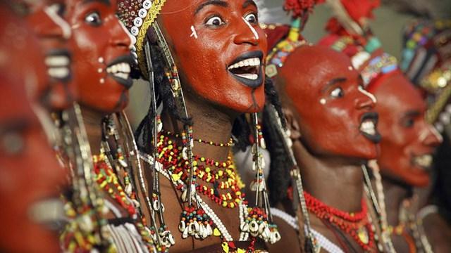 Kết quả hình ảnh cho Bộ tộc Wodaabe