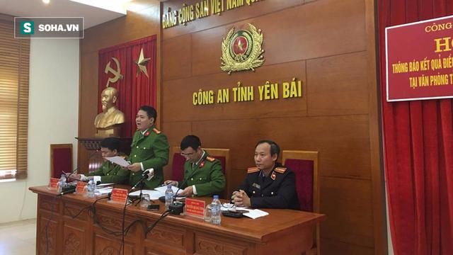 Vụ sát hại Bí thư và Chủ tịch HĐND Yên Bái: Không có động cơ chính trị hay mâu thuẫn tình ái