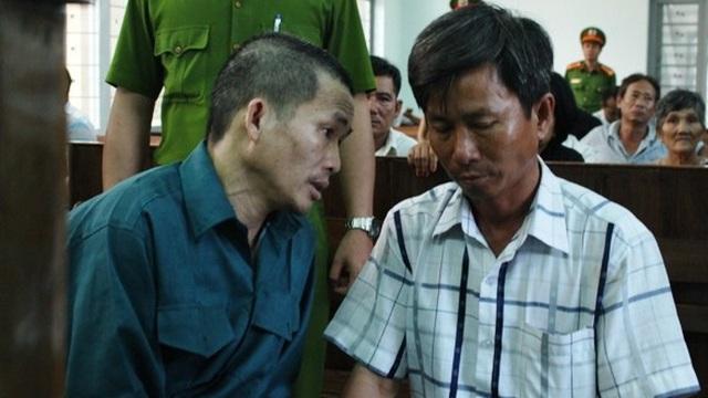 Hung thủ giết người, khiến ông Nén ngồi tù oan bật khóc tại tòa
