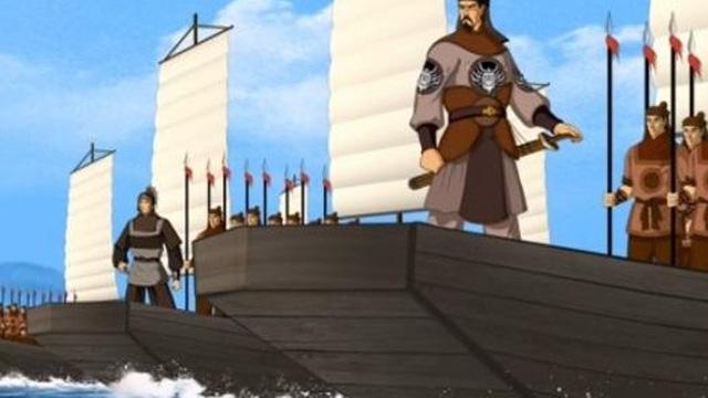 Chiến tướng nào đã dũng cảm lấy thân mình dụ địch vào bãi cọc ngầm trên sông Bạch Đằng?