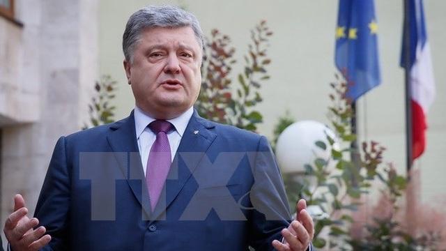 Tổng thống Ukraine Poroshenko chỉ trích gay gắt Nga tại Liên hợp quốc