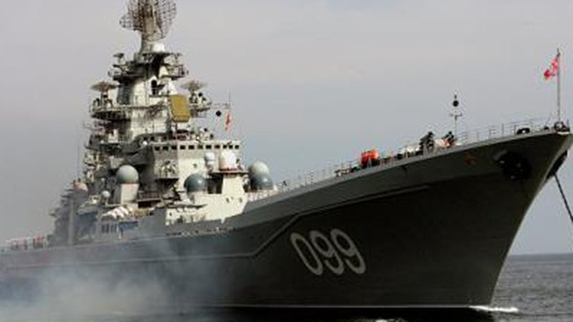 Tại sao Mỹ sợ các tàu tuần dương tên lửa của Nga?