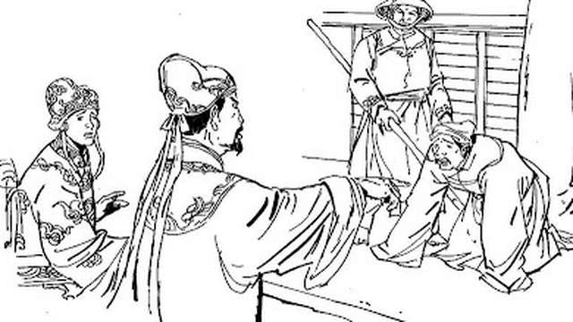 Lý Thái Tông xem tướng như thần, phản tặc bị xẻo thịt băm xương